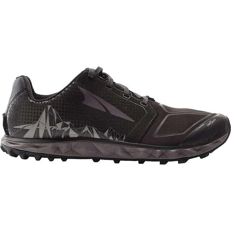 オルトラ メンズ スニーカー シューズ Altra Men's Superior 4.0 Shoe Black