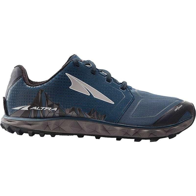 オルトラ メンズ スニーカー シューズ Altra Men's Superior 4.0 Shoe Blue / Grey