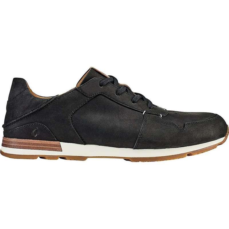 オルカイ メンズ スニーカー シューズ Olukai Men's Huaka'i li Shoe Black / Black
