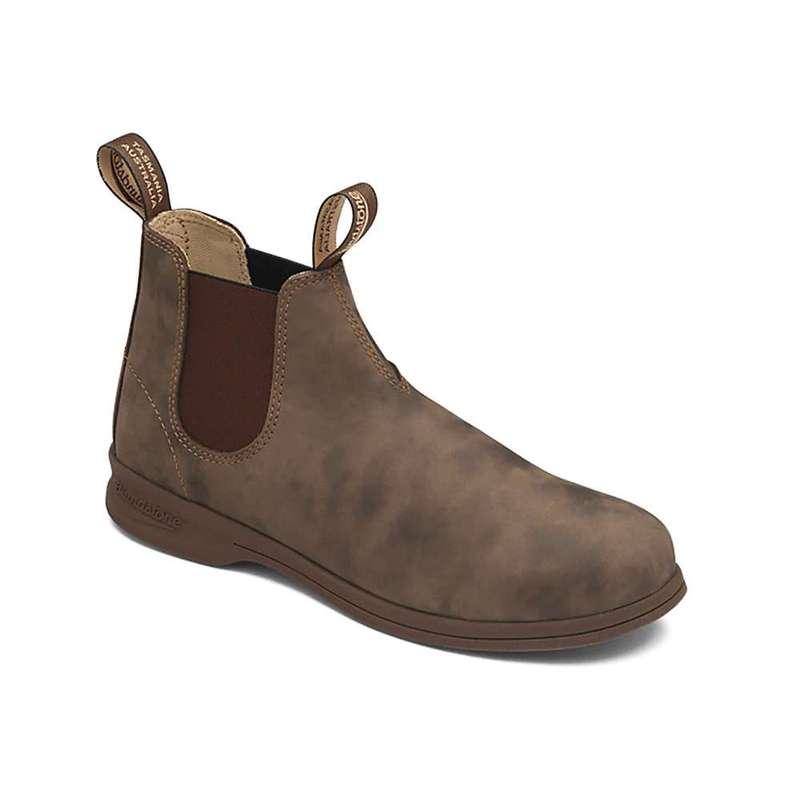 ブランドストーン メンズ ブーツ・レインブーツ シューズ Blundstone 1496 Boot Rustic Brown