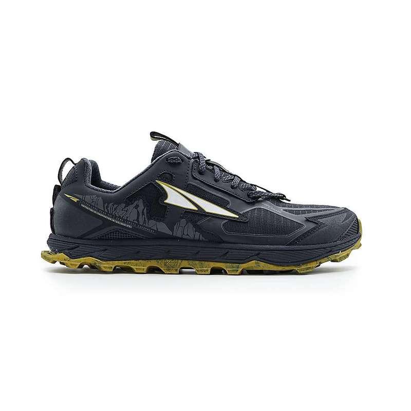 オルトラ メンズ スニーカー シューズ Altra Men's Lone Peak 4.5 Low Shoe Carbon