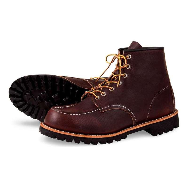 レッドウィング メンズ ブーツ・レインブーツ シューズ Red Wing Heritage Men's 8146 6-Inch Moc Toe Boot Briar Oil Slick