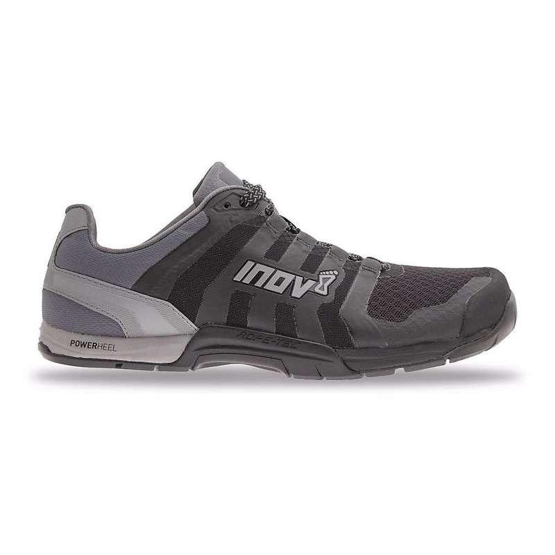 イノヴェイト メンズ スニーカー シューズ Inov8 Men's F-Lite 235 V2 Shoe Black / Grey