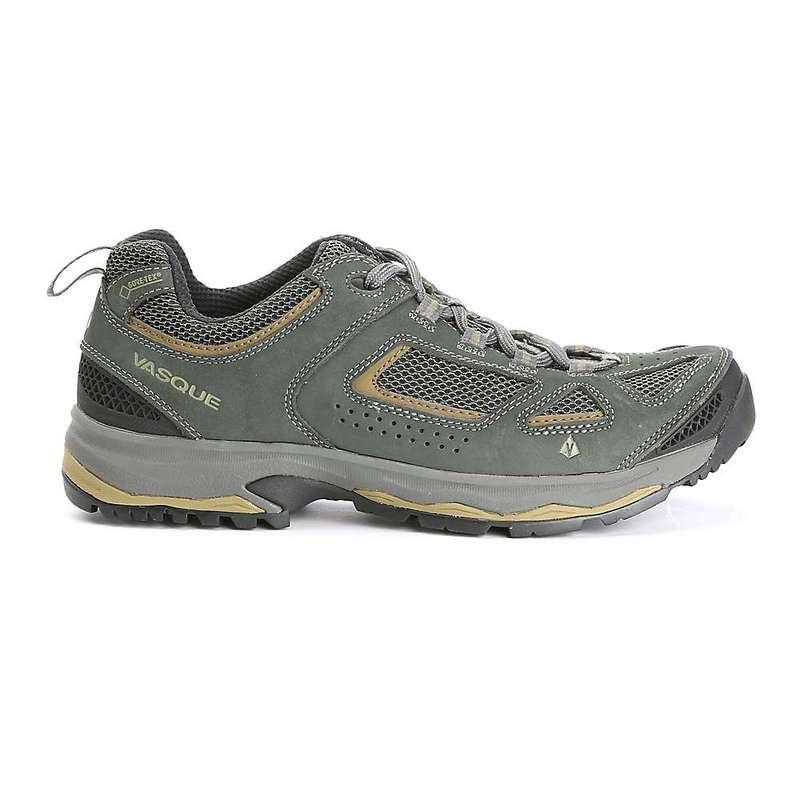 バスク メンズ ブーツ・レインブーツ シューズ Vasque Men's Breeze III Low GTX Shoe Magnet/Lizard