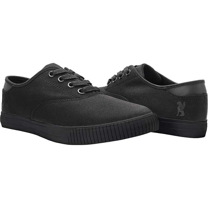 クローム インダストリーズ メンズ スニーカー シューズ Chrome Industries Men's Truk Pedal Shoe All Black