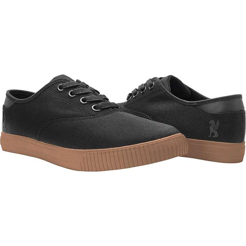 クローム インダストリーズ メンズ スニーカー シューズ Chrome Industries Men's Truk Pedal Shoe Black/Gum