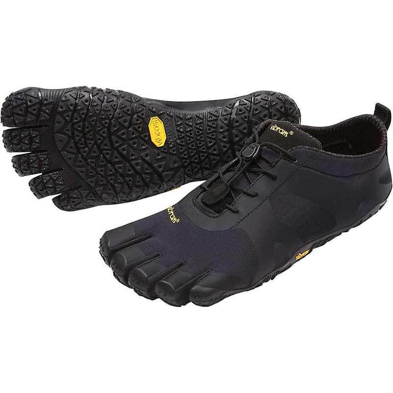 ビブラムファイブフィンガーズ メンズ スニーカー シューズ Vibram Five Fingers Men's V-Alpha Shoe Black