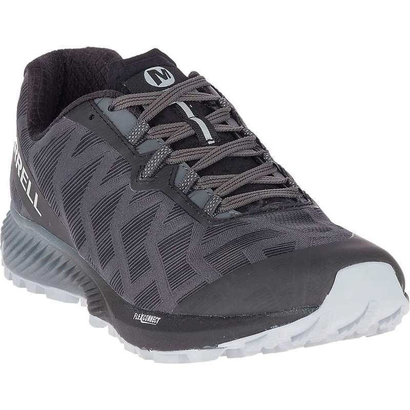 メレル メンズ スニーカー シューズ Merrell Men's Agility Synthesis Flex Shoe Black