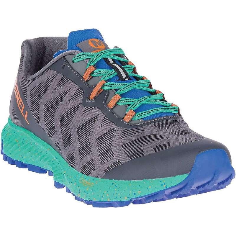 メレル メンズ スニーカー シューズ Merrell Men's Agility Synthesis Flex Shoe Rock