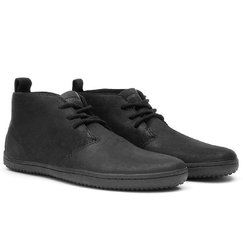 ビボベアフット メンズ スニーカー シューズ Vivo Barefoot Men's Gobi Shoe Black