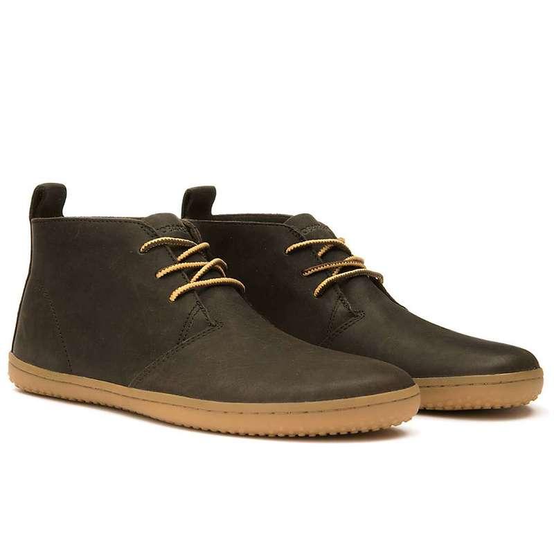 ビボベアフット メンズ スニーカー シューズ Vivo Barefoot Men's Gobi Shoe Dark Brown