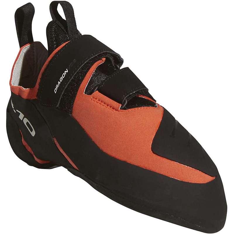 ファイブテン メンズ スニーカー シューズ Five Ten Men's Dragon VCS Climbing Shoe Active Orange / Black / Grey One