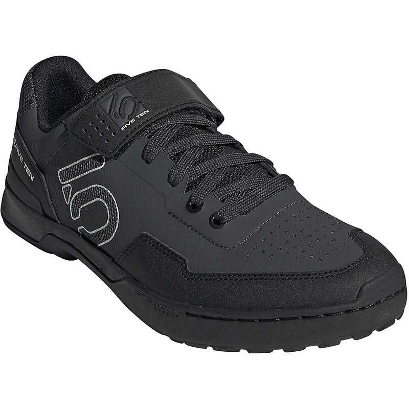 ファイブテン メンズ スニーカー シューズ Five Ten Men's Kestrel Lace Shoe Carbon / Black / Clear Grey