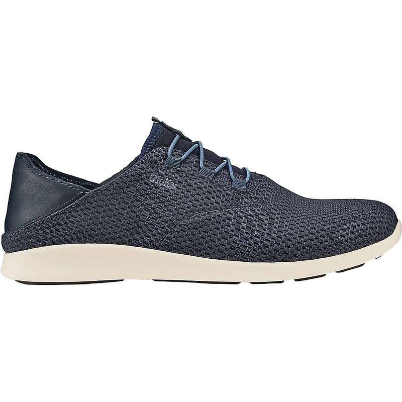 オルカイ メンズ スニーカー シューズ Olukai Men's 'Alapa Li Shoe Trench Blue/Trench Blue