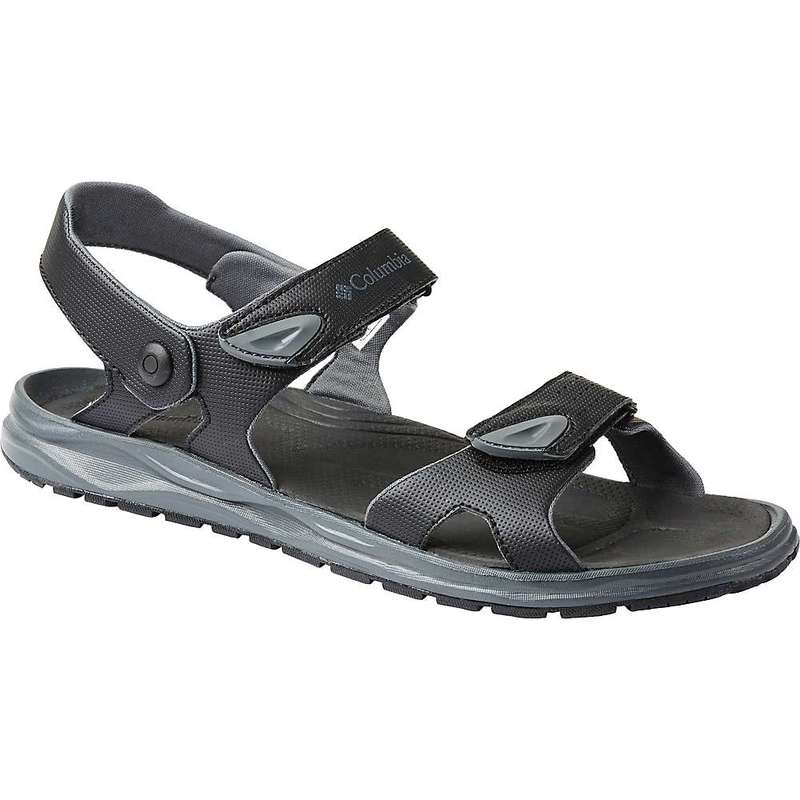 コロンビア メンズ サンダル シューズ Columbia Men's Wayfinder 2 Strap Sandal Black Graphite