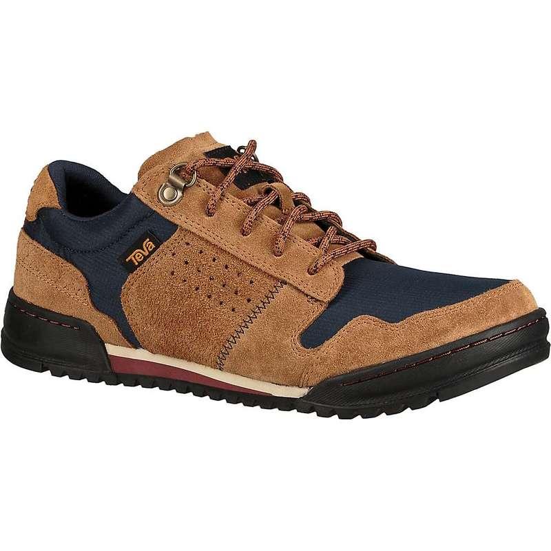テバ メンズ スニーカー シューズ Teva Men's Highside '84 Shoe Pecan / Navy