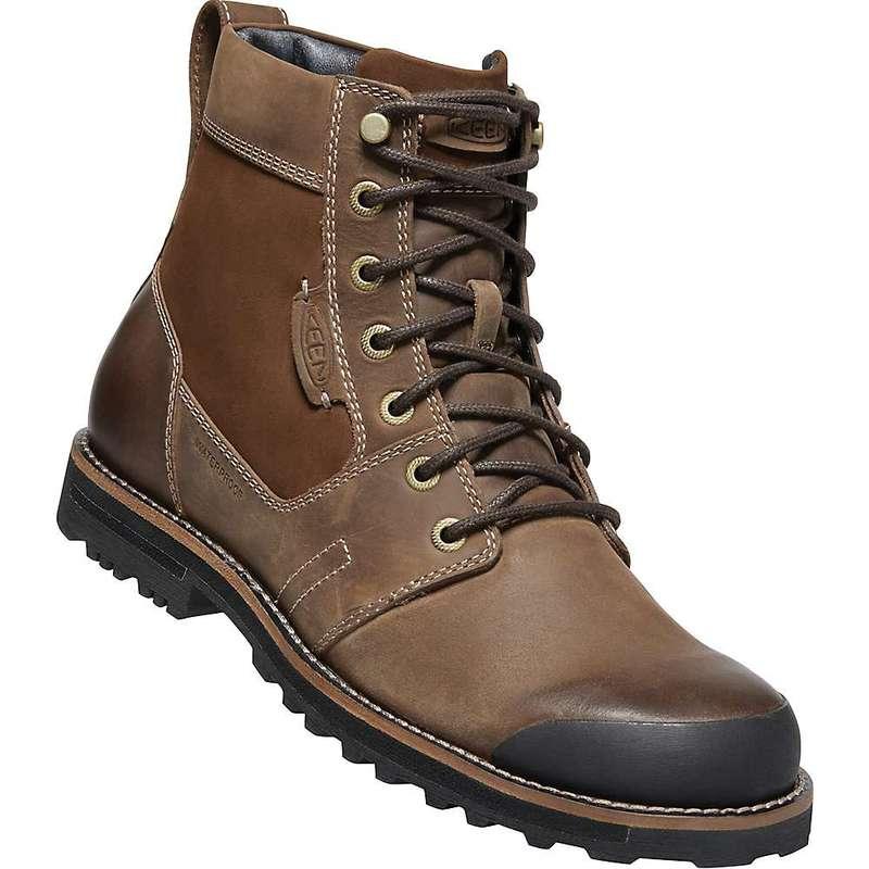 キーン メンズ ブーツ・レインブーツ シューズ Keen Men's The Rocker II Boot Tawny