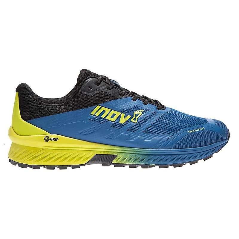 イノヴェイト メンズ スニーカー シューズ Inov8 Men's Trailroc 280 Shoe Blue / Black