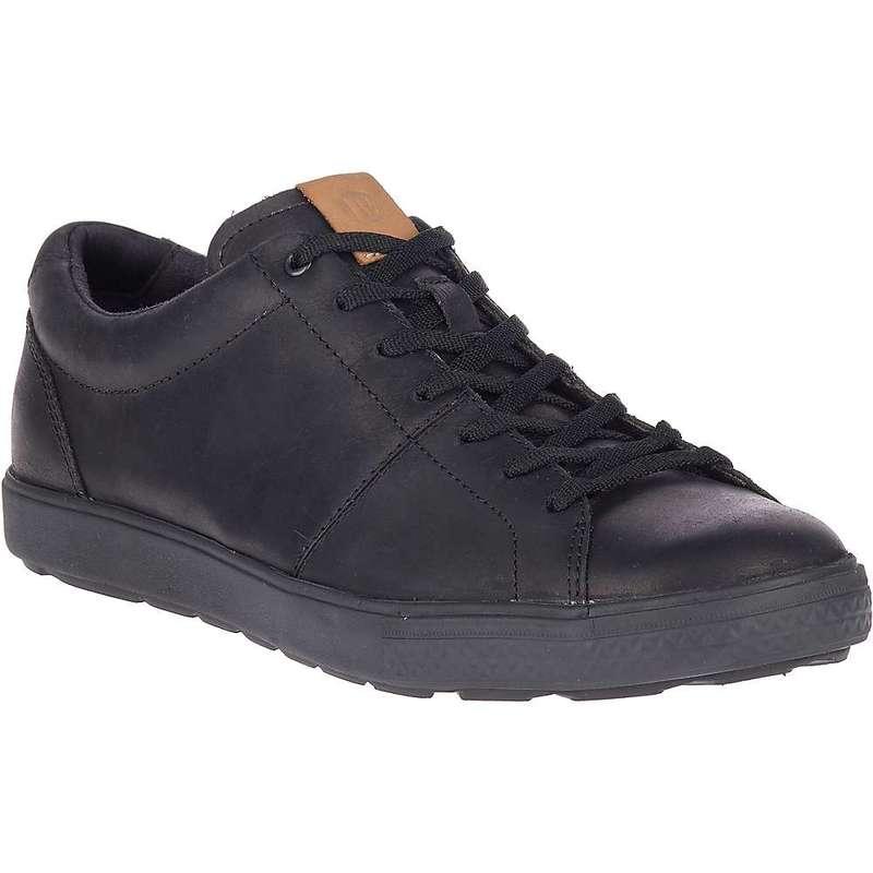 メレル メンズ スニーカー シューズ Merrell Men's Barkley Capture Shoe Triple Black