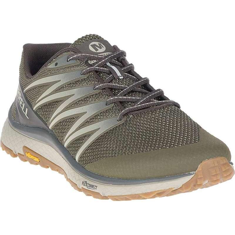 メレル メンズ スニーカー シューズ Merrell Men's Bare Access XTR Shoe Olive