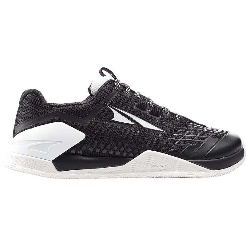 オルトラ メンズ スニーカー シューズ Altra Men's Hiit XT Shoe Black / White