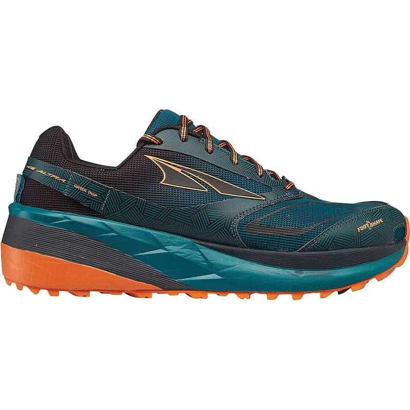 オルトラ メンズ スニーカー シューズ Altra Men's Olympus 3.5 Shoe Green / Orange