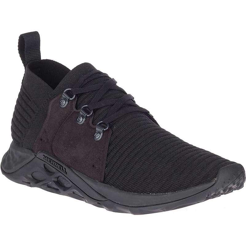 メレル メンズ スニーカー シューズ Merrell Men's Range AC+ Shoe Triple Black