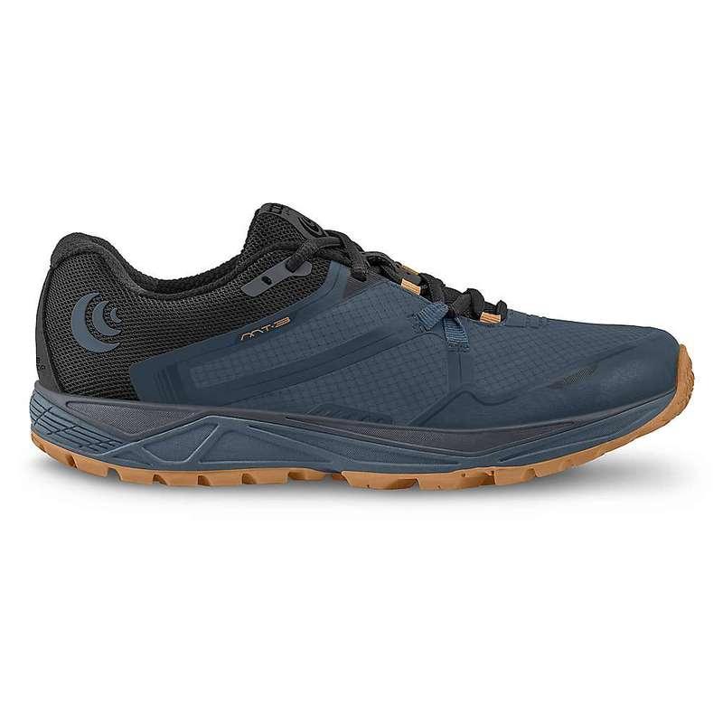 トポアスレチック メンズ スニーカー シューズ Topo Athletic Men's MT-3 Running Shoe Slate / Orange