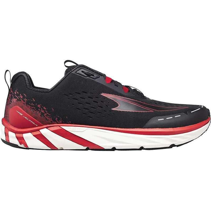 オルトラ メンズ スニーカー シューズ Altra Men's Torin 4 Shoe Black / Red