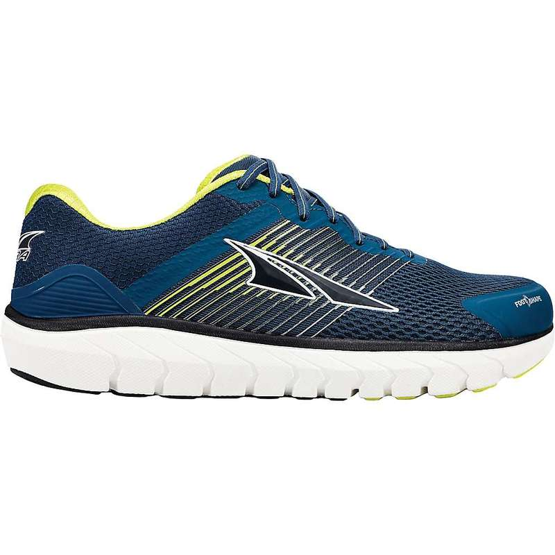オルトラ メンズ スニーカー シューズ Altra Men's Provision 4 Shoe Blue / Lime