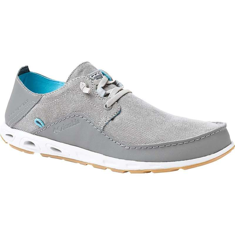 コロンビア メンズ スニーカー シューズ Columbia Men's Bahama Vent Loco Relaxed II PFG Shoe Ti Grey Steel / Atoll