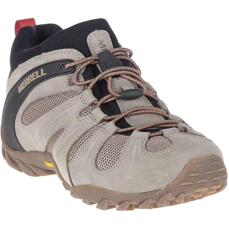 メレル メンズ ブーツ・レインブーツ シューズ Merrell Men's Chameleon 8 Stretch Shoe Boulder