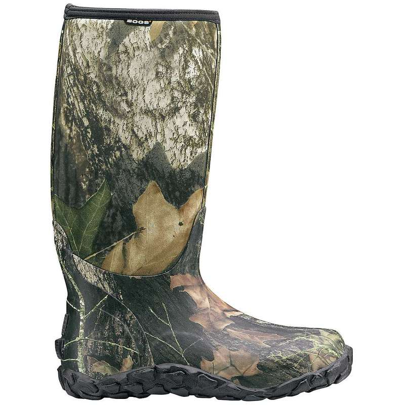 ボグス メンズ ブーツ・レインブーツ シューズ Bogs Men's Classic High Boot Mossy Oak