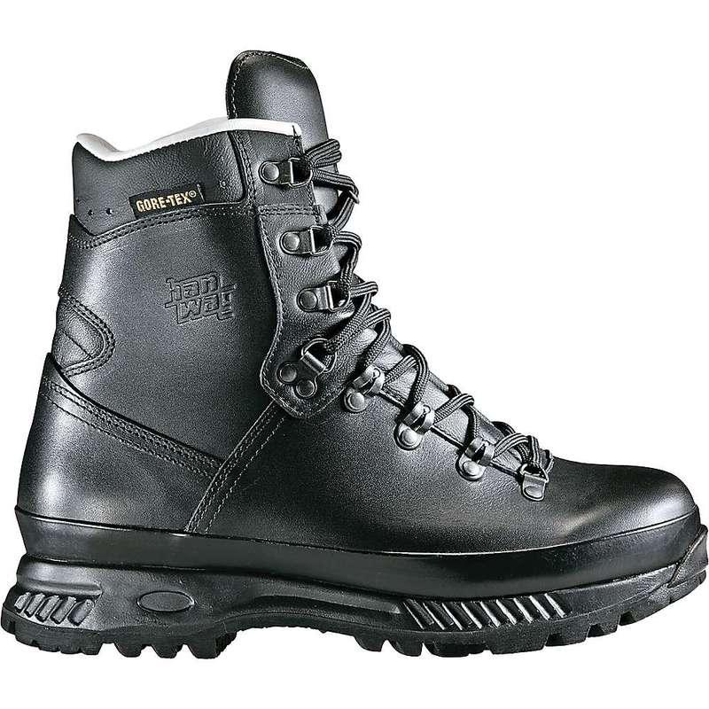 ハンワグ メンズ ブーツ・レインブーツ シューズ Hanwag Men's Special Forces GTX Boot Black