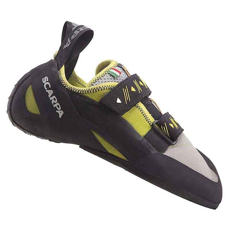 スカルパ メンズ スニーカー シューズ Scarpa Men's Vapor V Climbing Shoe Lime
