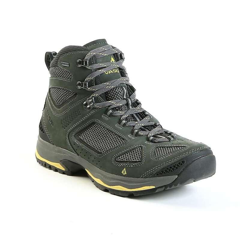 バスク メンズ ブーツ・レインブーツ シューズ Vasque Men's Breeze III Boot Ebony/Gargoyle