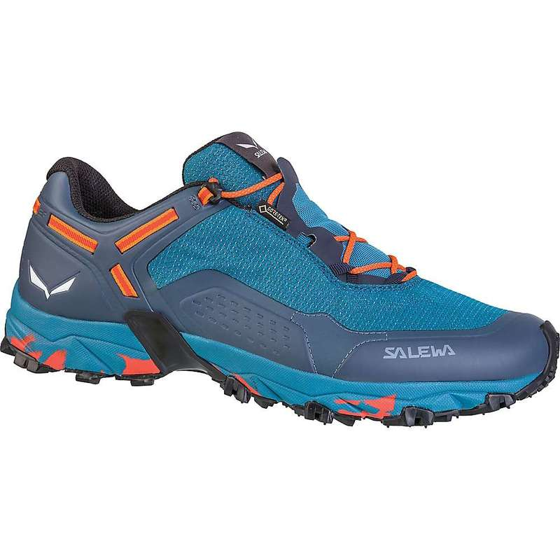 サレワ メンズ スニーカー シューズ Salewa Men's Speed Beat GTX Shoe Premium Navy / Spicy Orange