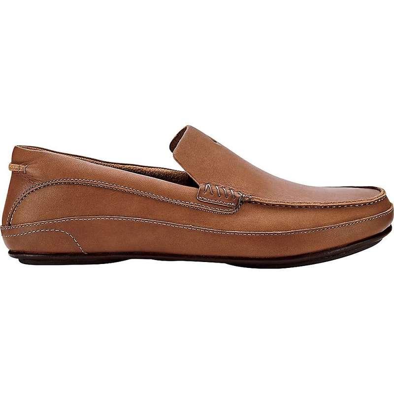 オルカイ メンズ スニーカー シューズ OluKai Men's Kulana Shoe Fox / Dark Wood