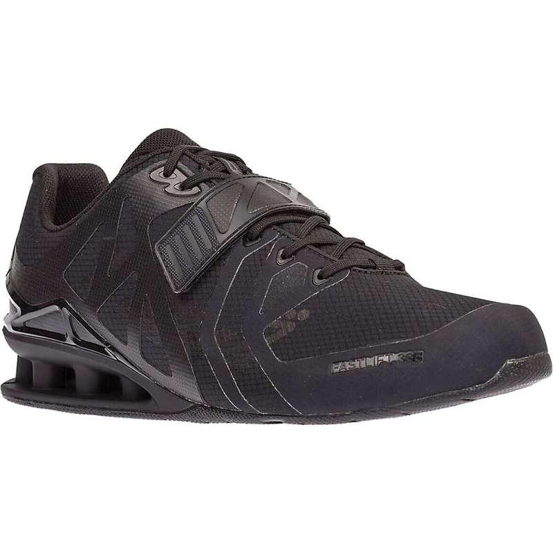 イノヴェイト メンズ スニーカー シューズ Inov8 Men's Fastlift 335 Shoe Black / Black