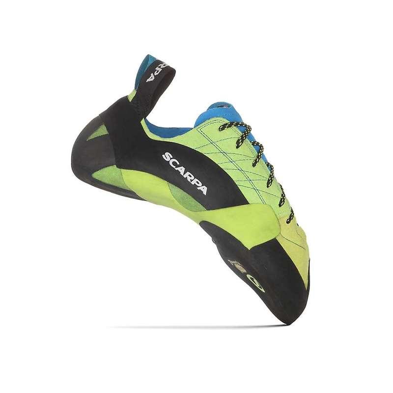 スカルパ メンズ スニーカー シューズ Scarpa Mago Climbing Shoe Bright Lime
