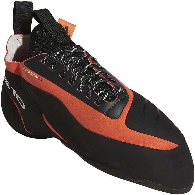 ファイブテン メンズ スニーカー シューズ Five Ten Men's Dragon Climbing Shoe Active Orange / Black / True Orange