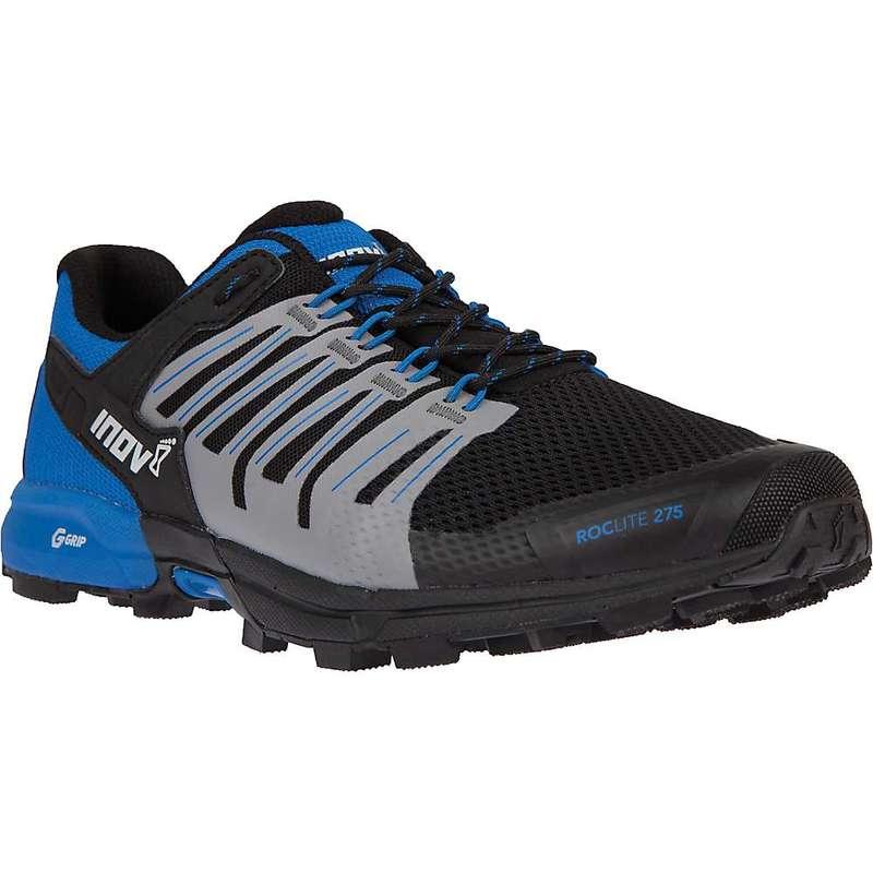 イノヴェイト メンズ スニーカー シューズ Inov8 Men's Roclite 275 Shoe Black / Blue