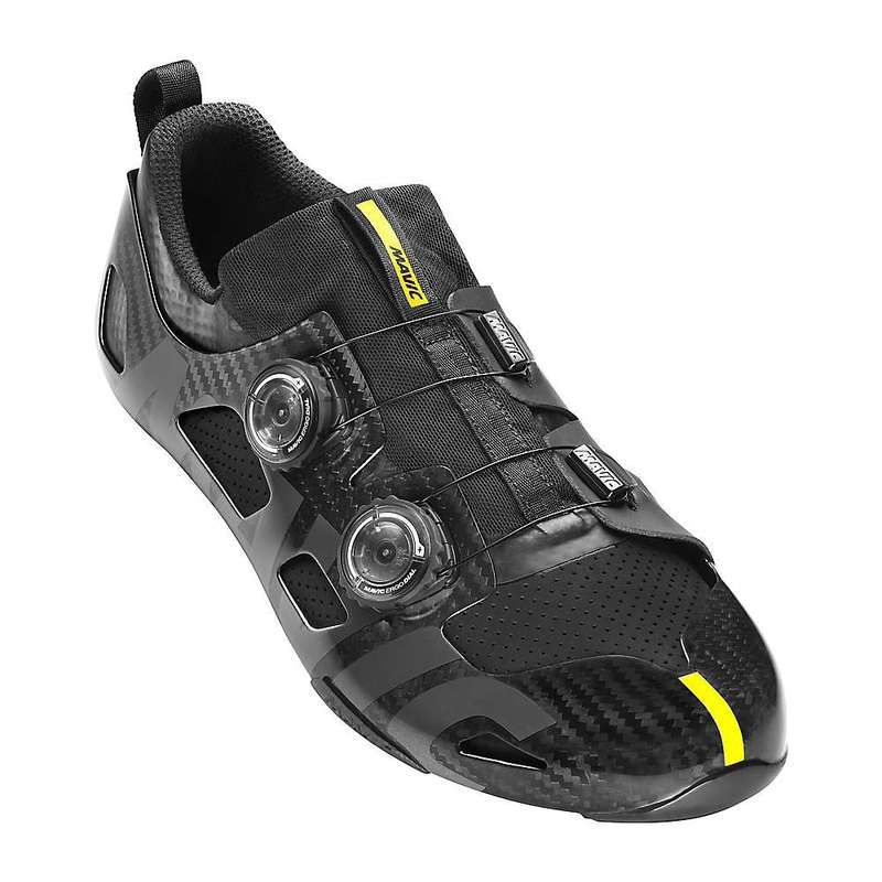 マビック メンズ スニーカー シューズ Mavic Men's Comete Ultimate Cycling Shoe Black