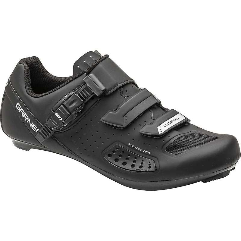 イルスガーナー メンズ スニーカー シューズ Louis Garneau Men's Copal II Shoe Black