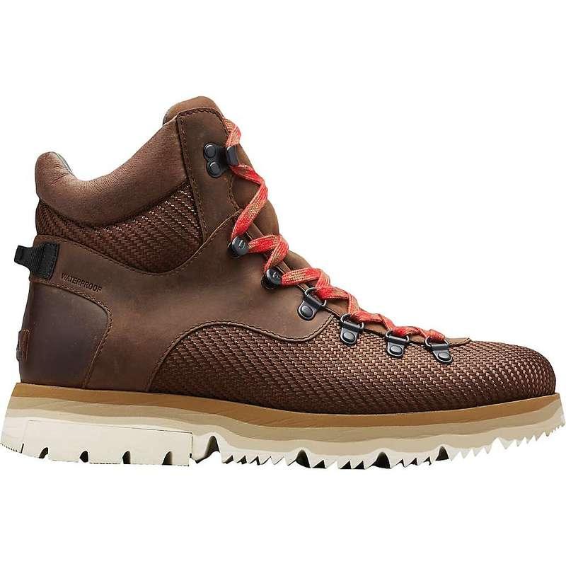 ソレル メンズ ブーツ・レインブーツ シューズ Sorel Men's Atlis Axe Waterproof Boot Tobacco / Black