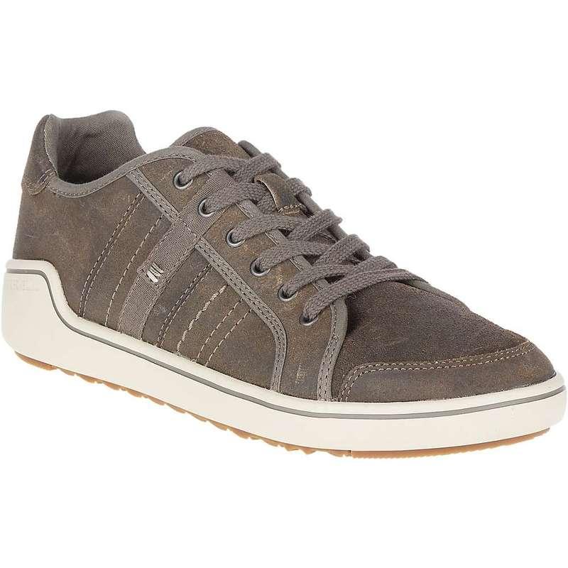 メレル メンズ スニーカー シューズ Merrell Men's Primer Leather Shoe Boulder