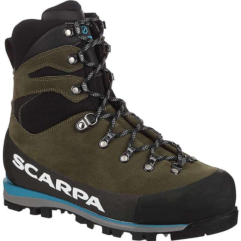 スカルパ メンズ ブーツ・レインブーツ シューズ Scarpa Men's Grand Dru Gtx Boot Forest