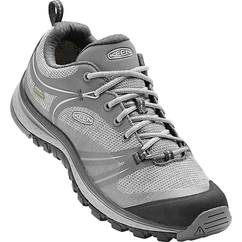 キーン レディース ブーツ・レインブーツ シューズ Keen Women's Terradora Waterproof Shoe Neutral Grey / Gargoyle