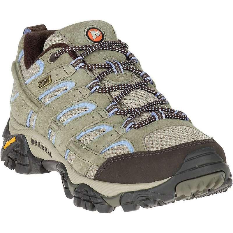 メレル レディース ブーツ・レインブーツ シューズ Merrell Women's MOAB 2 Waterproof Shoe Dusty Olive