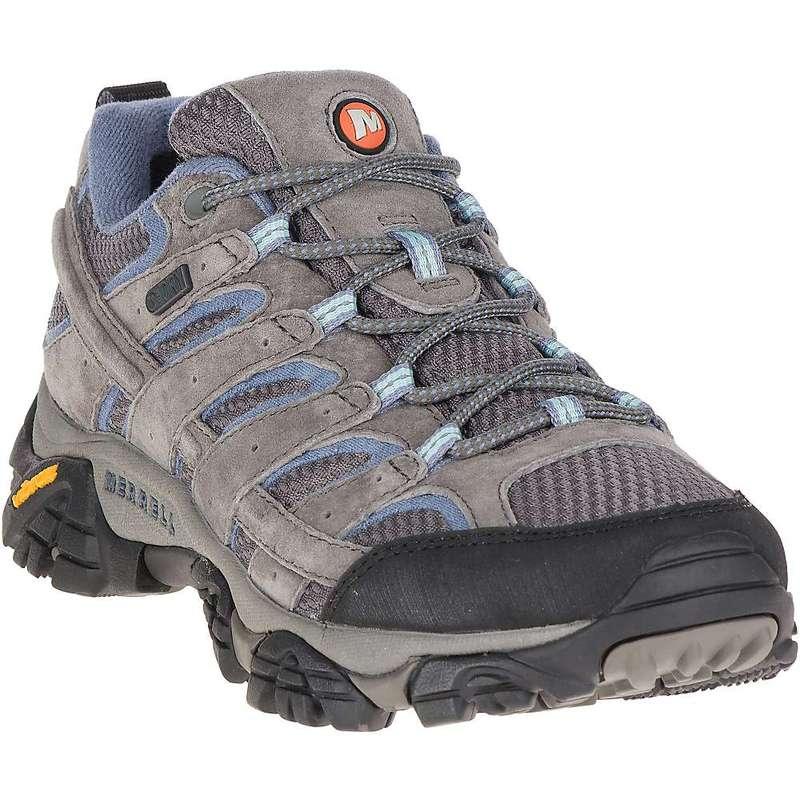 メレル レディース ブーツ・レインブーツ シューズ Merrell Women's MOAB 2 Waterproof Shoe Granite